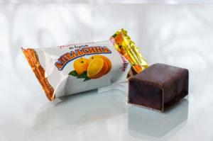 Желейные апельсин